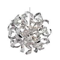 Подвесной светильник Searchlight Curls 9812-12CC