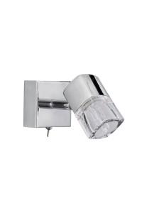 Настенный светильник Searchlight Blocs 9881CC-LED
