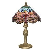 Настольный светильник Searchlight Dragonfly EU1287