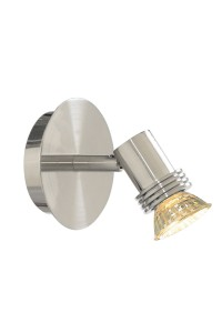 Настенно-потолочный светильник Searchlight Decco P6331SS