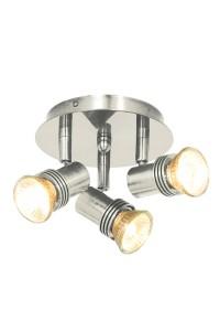 Настенно-потолочный светильник Searchlight Decco P633SS