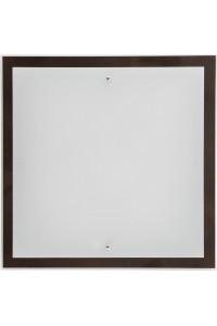 Настенно-Потолочный светильник Nowodvorski OSAKA SQUARE WENGE L 2904