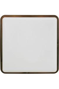 Настенно-Потолочный светильник Nowodvorski TAHOE I brązowy połysk 3121