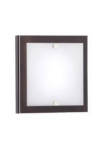 Настенно-Потолочный светильник Nowodvorski KYOTO wenge XS 3765