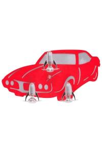 Настенный светильник Nowodvorski AUTO III red 4056
