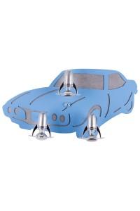 Настенный светильник Nowodvorski AUTO III blue 4058