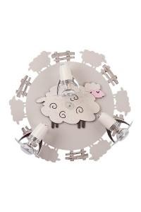 Настенный светильник Nowodvorski SHEEP III plafon 4076