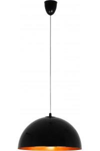 Подвесной светильник Nowodvorski HEMISPHERE black-gold S 4840