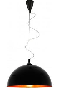 Подвесной светильник Nowodvorski HEMISPHERE black-gold L 4844