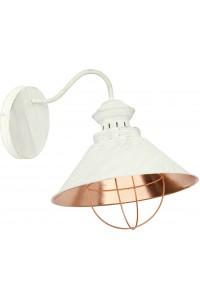 Настенный светильник Nowodvorski LOFT antique ecru I kinkiet 5050