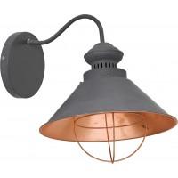 Настенный светильник Nowodvorski LOFT taupe I kinkiet 5054