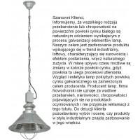 Подвесной светильник Nowodvorski LOFT zinc I zwis 5062