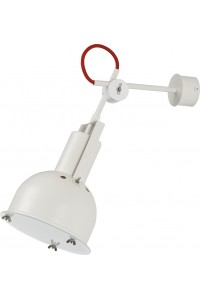 Настенный светильник Nowodvorski INDUSTRIAL white I kinkiet S 5524