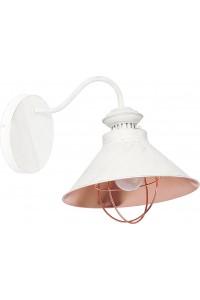 Настенный светильник Nowodvorski LOFT antique ecru I kinkiet mały 5554