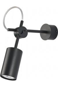 Настенный светильник Nowodvorski EYE graphite I kinkiet S 5655
