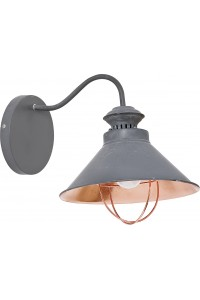 Настенный светильник Nowodvorski LOFT taupe I kinkiet mały 5665