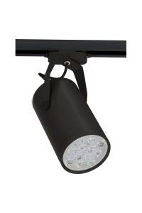 Трековый светильник STORE LED BLACK 12W 6826
