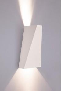 Настенный светильник Nowodvorski NARWIK WHITE 9702