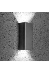 Настенный светильник Nowodvorski BERGEN GRAPHITE 9707