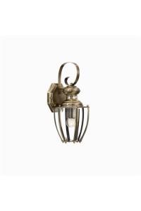 Настенный светильник Ideallux NORMA AP1 BIG BRUNITO 004419