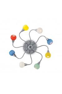 Потолочный светильник Ideallux TENDER PL8 COLOR 007113