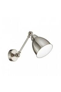 Настенный светильник Ideallux NEWTON AP1 NICKEL 016399