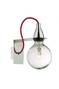 Настенный светильник Ideallux MINIMAL AP1 CROMO 045207