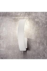 Настенный светильник Ideallux VELA AP1 ALLUMINIO 090344