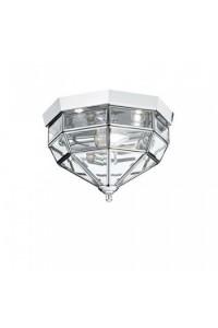 Потолочный светильник Ideallux NORMA PL3 CROMO 094793