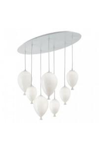 Подвесной светильник Ideallux CLOWN SP7 BIANCO 100876