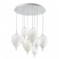 Потолочный светильник Ideallux CLOWN SP8 BIANCO 100883