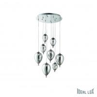 Подвесной светильник Ideallux CLOWN SP8 CROMO 100913