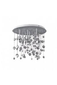 Потолочный светильник Ideallux NEVE PL8 BIANCO 101170