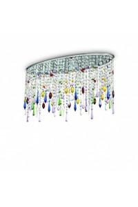 Потолочный светильник Ideallux RAIN COLOR PL3 105192