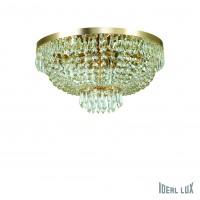 Потолочный светильник Ideallux CAESAR PL6 ORO 114682