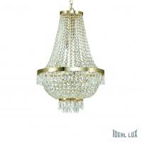 Подвесной светильник Ideallux CAESAR SP9 ORO 114736