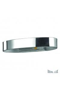 Настенный светильник Ideallux ZED AP1 OVAL CROMO 115160