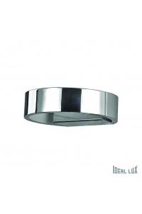 Настенный светильник Ideallux ZED AP1 ROUND CROMO 115184