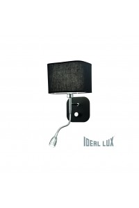 Бра Ideallux HOLIDAY AP2 NERO 124179