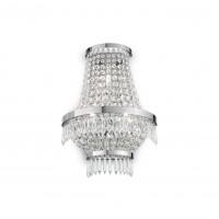 Настенный светильник Ideallux CAESAR AP3 CROMO 137698