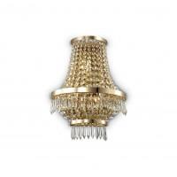 Настенный светильник Ideallux CAESAR AP3 ORO 137704