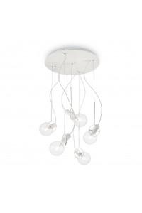Подвесной светильник Ideallux RADIO SG5 BIANCO 141138