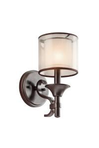 Настенный светильник Elstead KL/LACEY1 MB