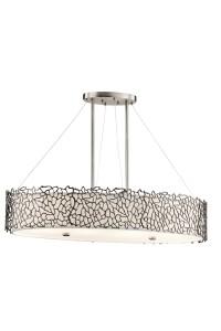 Подвесной светильник Elstead KL/SILCORAL/ISLE
