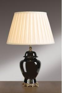 Настольный светильник Elstead LUI/BLACK TJ