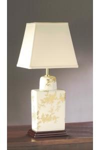 Настольный светильник Elstead LUI/GOLD FLOWER