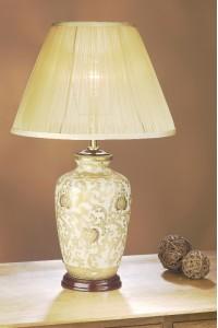Настольный светильник Elstead LUI/GOLD THISTLE