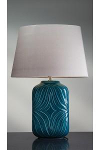 Настольный светильник Elstead LUI/MUSE TURQSE