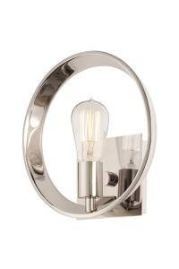 Настенный светильник Elstead QZ/THEATERROW1IS