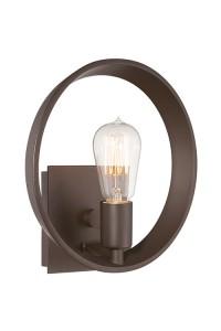 Настенный светильник Elstead QZ/THEATERROW1WT